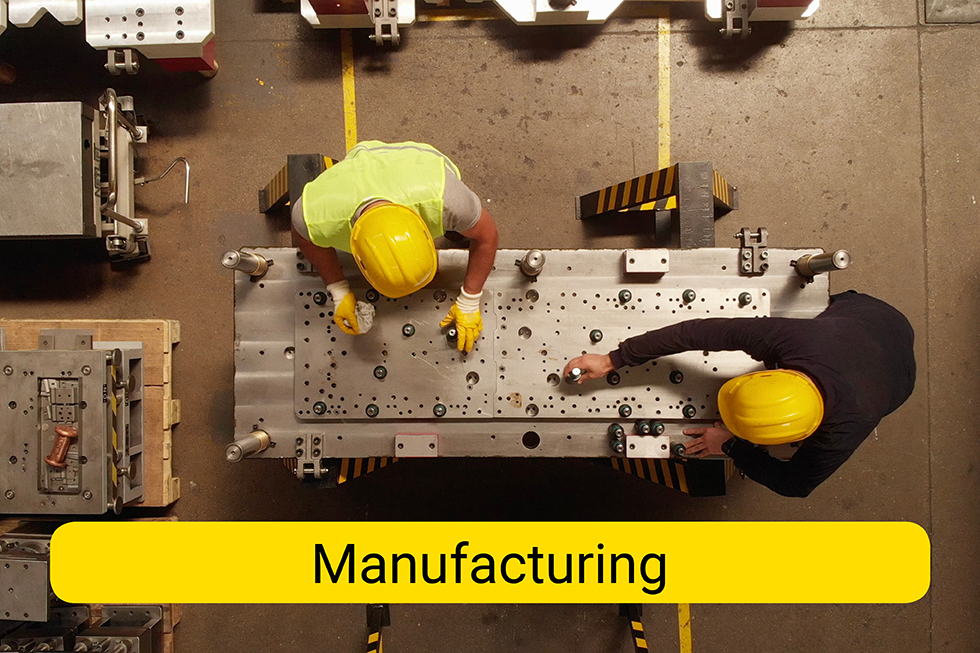 Manufacturing Industry Module